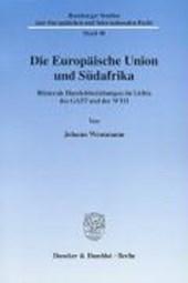 Die Europäische Union und Südafrika