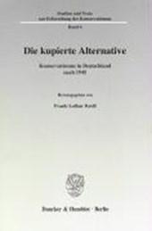 Die kupierte Alternative