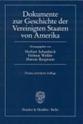 Dokumente zur Geschichte der Vereinigten Staaten von Amerika