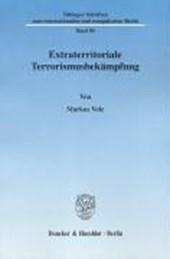 Extraterritoriale Terrorismusbekämpfung