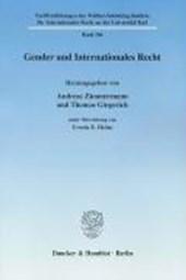 Gender und Internationales Recht