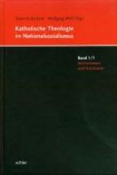 Katholische Theologie im Nationalsozialismus