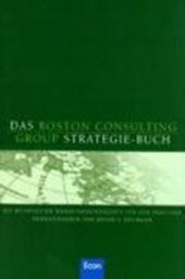 Das Boston Consulting Group Strategie-Buch