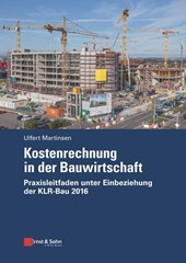 Kostenrechnung in der Bauwirtschaft