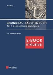 Grundbau-Taschenbuch: Teil