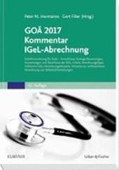 GOÄ 2017 Kommentar IGeL-Abrechnung