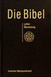 Die Bibel. Lutherbibel. Schwarze Standardausgabe 1984. Mit Apokryphen