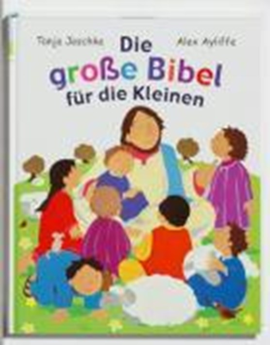 Die große Bibel für die Kleinen