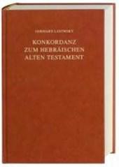 Konkordanz zum Hebräischen Alten Testament