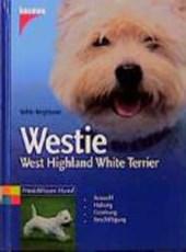 Westie. West Highland White Terrier