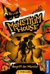 Monstrum House 02. Angriff der Monster | Zana Fraillon |