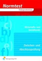 Normtest Wirtschafts- und Sozialkunde für kaufmännische und kaufmännisch-verwandte Berufe