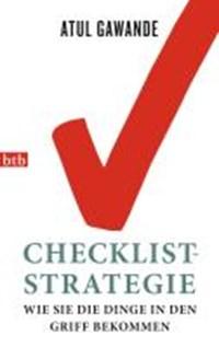 Checklist-Strategie   Atul Gawande  