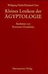 Kleines Lexikon der Aegyptologie
