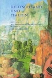 Deutschland und Italien in ihren wechselseitigen Beziehungen während der Renaissance