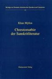 Chrestomathie der Sanskritliteratur