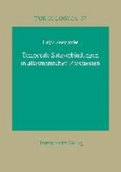 Temporale Satzverbindungen in altosmanischen Prosatexten