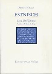 Estnisch. Buch und CD