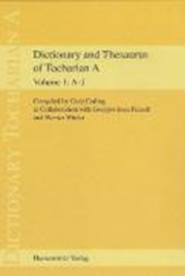 Dictionary and Thesaurus of Tocharian A