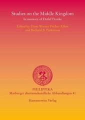 Studies on the Middle Kingdom
