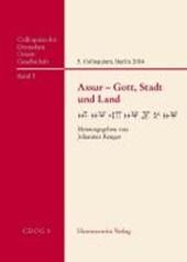 Assur - Gott, Stadt und Land