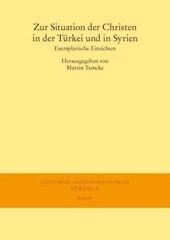 Zur Situation der Christen in der Türkei und in Syrien