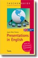 Presentations in English | Jaquie Mary Thomas |