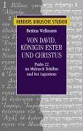 Von David, Königin Ester und Christus