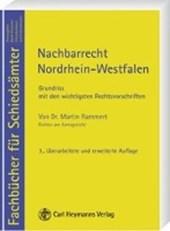 Nachbarrecht Nordrhein-Westfalen