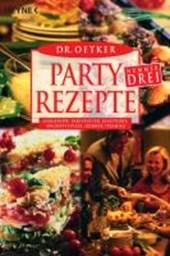 Dr. Oetker: Partyrezepte 3