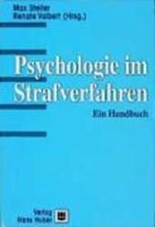 Psychologie im Strafverfahren