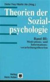Theorien der Sozialpsychologie