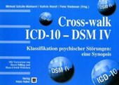 Cross-walk ICD-10 - DSM 4