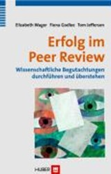 Erfolg im Peer Review | Fiona Godlee |