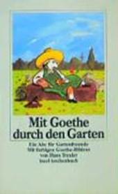Mit Goethe durch den Garten