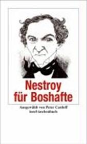 Nestroy für Boshafte