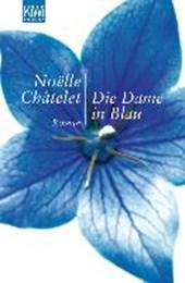 Die Dame in Blau