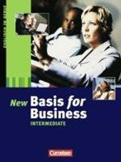 New Basis for Business. Intermediate. Kursbuch |  |