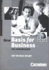 Basis for Business Pre-Intermediate - Key to Self Study | auteur onbekend |
