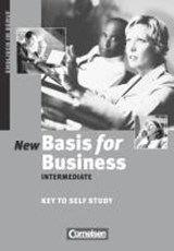 New Basis for Business. Intermediate. Key to Self Study | Marion Grussendorf |