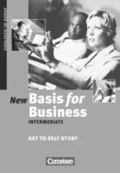 New Basis for Business. Intermediate. Key to Self Study |  |