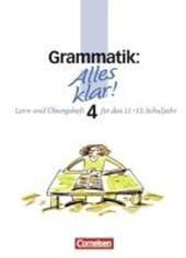 Alles klar! Grammatik. Oberstufe. RSR