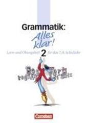 Alles klar 2. Arbeitsheft zur Grammatik. RSR