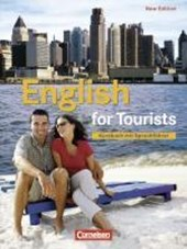 English for Tourists. Kursbuch mit Sprachführer. New Edition