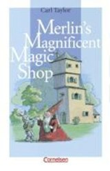 Merlin's Magnificent Magic Shop | Carl Taylor |