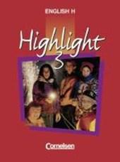 English H. Highlight 3. Schülerbuch