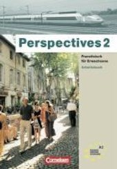 Perspectives 2. Arbeitsbuch m. CD