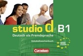 studio d. Gesamtband 3. Vokabeltaschenbuch
