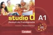 studio d A 1 - Glossar Deutsch-Englisch