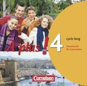 À plus! Ausgabe 2004. Band 4 (cycle long). Audio-CDs
